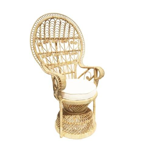 Empress Rattan Arm Chair