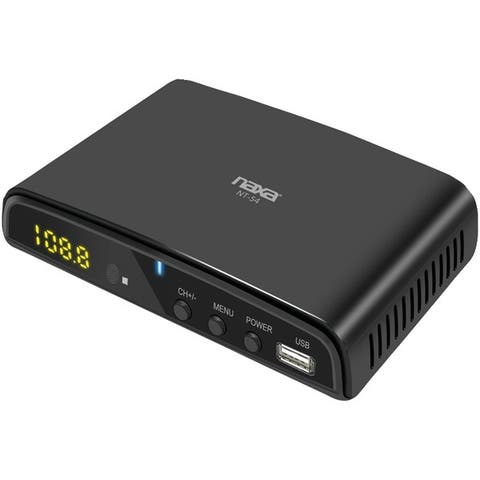 NAXA NT-54 Digital HDTV Converter Box