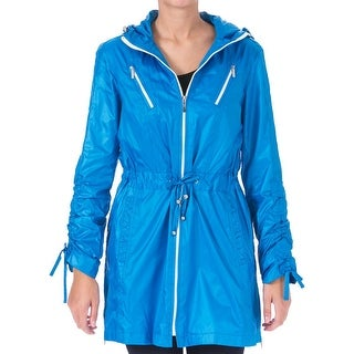 Laundry by Shelli Segal Womens 3-in-1 Water Repellent Coat