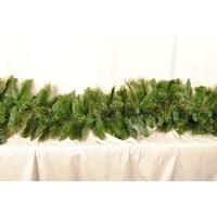 Christmas at Winterland WL-GARBM-09 9 Foot Blended Pine Garland
