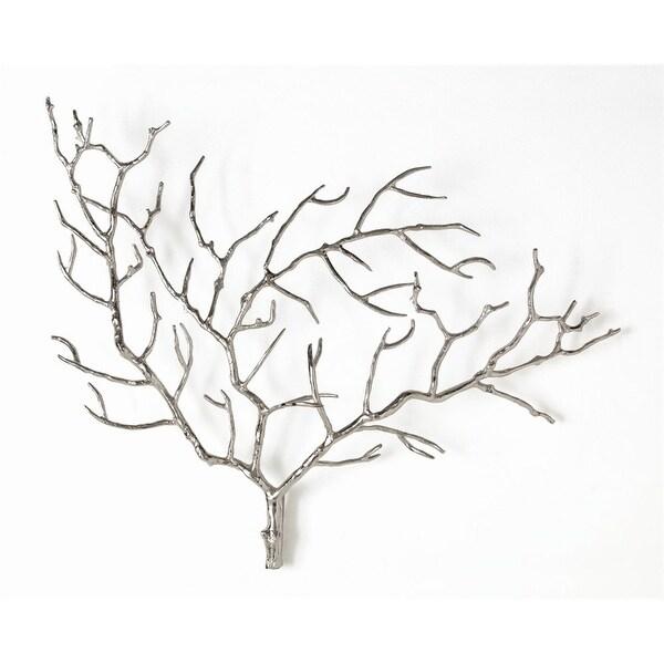 shop arteriors 2625 edwin 22 inch x 28 inch steel tree wall 14 16 18 Inch Weave arteriors 2625 edwin 22 inch x 28 inch steel tree wall sculpture