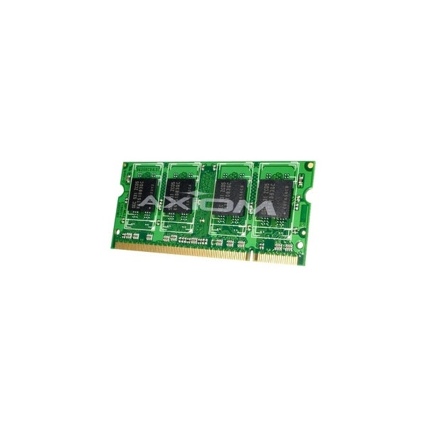 Axion FPCEM759AP-AX Axiom PC3-12800 SODIMM 1600MHz 2GB Module - 2 GB (1 x 2 GB) - DDR3 SDRAM - 1600 MHz DDR3-1600/PC3-12800 -