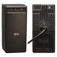 Tripp Lite Bc600sine 600Va 375W Ups Battery Back Up Pure Sine Wave Pfc Tower 120V Usb, 6 Outlets