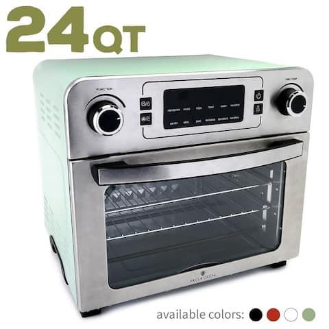 Paula Deen 24 QT (1700 Watt) Jumbo Party-Size Air Fryer Oven
