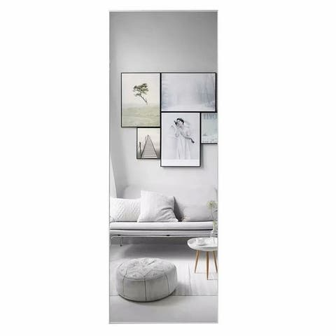 Modern Freestanding Full Length Floor Mirror