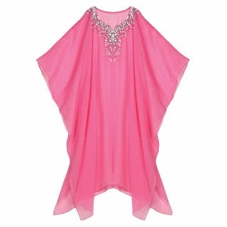 Women's Sheer Resort Cruise Beach and Cruise Cover Up with Sequins One-Size|https://ak1.ostkcdn.com/images/products/is/images/direct/d6d2706467786ef91b4060b2cd5843c120bc6643/Women%27s-Sheer-Resort-Cruise-Beach-And-Cruise-Cover-Up-With-Sequins-One-Size.jpg?impolicy=medium