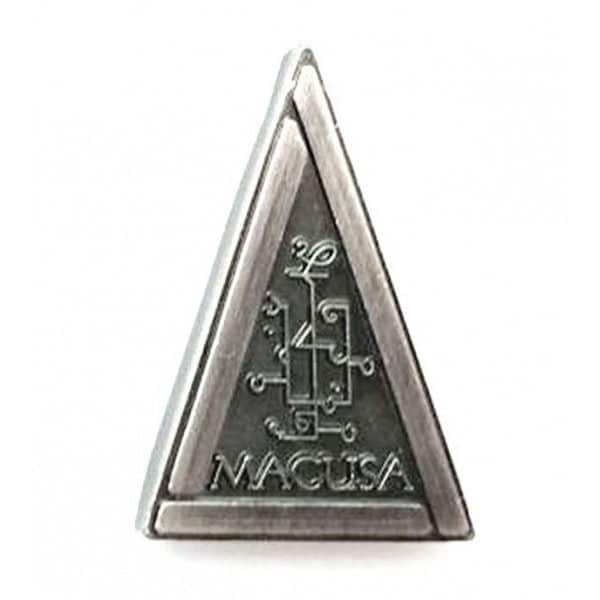 Harry Potter Fantastic Beasts Pewter Lapel Pin Macusa