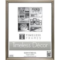 Timeless Frames 78030 Astor Silver Wall Frame, 16 x 20 in.