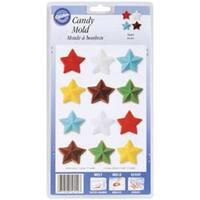 Stars 12 Cavity - Candy Mold