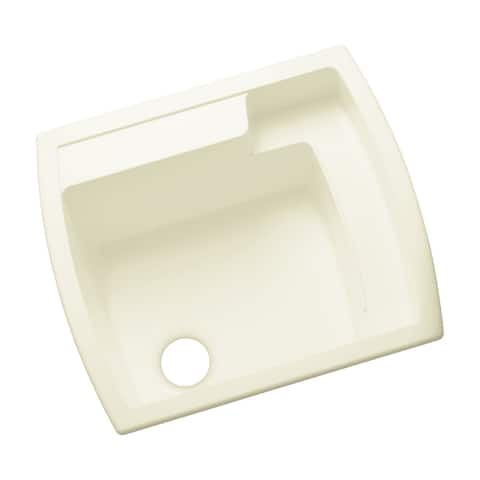 "Sterling 995 Latitude 25"" Single Basin Drop In or Undermount Acrylic"