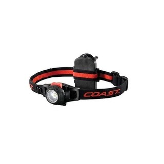 Coast 19284 HL7 Adjust Headlamp Flashlights, 7 LED