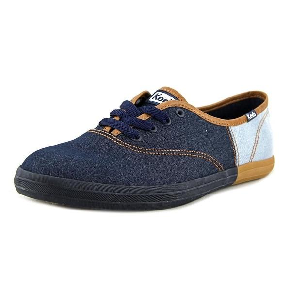 Keds Ch 50/50 Denim  W  Canvas  Fashion Sneakers