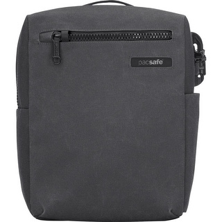 Pacsafe Intasafe Crossbody - Charcoal Anti-theft 10 Inch tablet bag