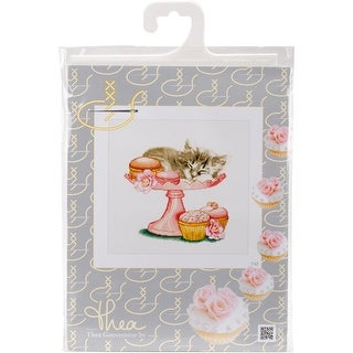 """Sweet As Sugar On Aida Counted Cross Stitch Kit-12.25""""X11.75"""" 16 Count"""