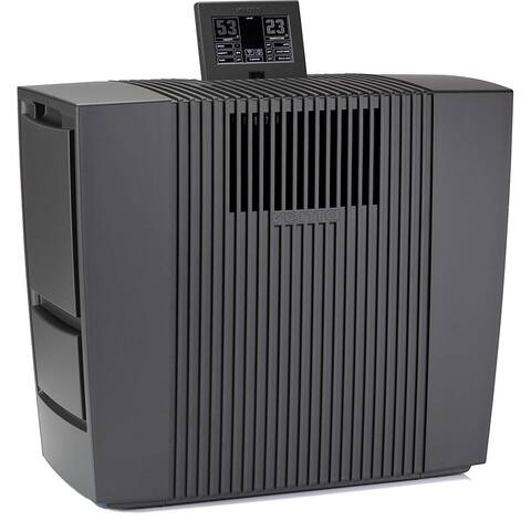 Venta LW62 Kuube XL 2-In-1 Humidifier & Airwasher, Black