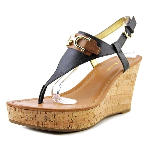 Tommy Hilfiger Womens MYRTIE 2 Open Toe Casual Platform Sandals