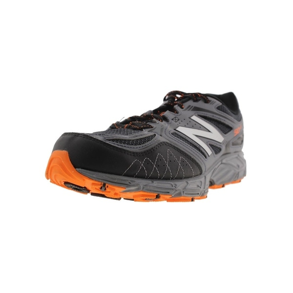 bb1b2a1fdfa80 Shop New Balance Mens 510v3 Trail Running Shoes Mesh Signature ...