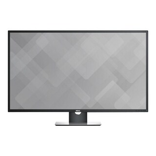Dell 43-Inch Edge LED-LCD Monitor P4317Q LED LCD Monitor
