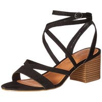 Madden Girl Women's Leexi Dress Sandal