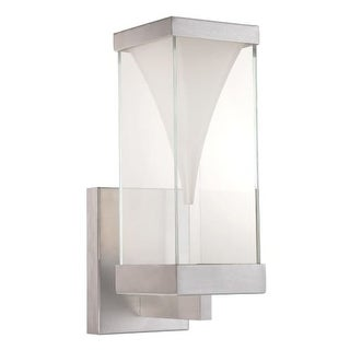 """Modern Forms WS-W2116 Vortex 16"""" Indoor/Outdoor Dimmable LED Wall Light"""