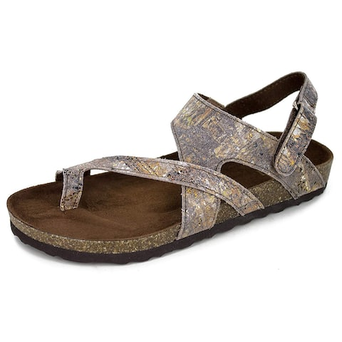 Buy Brown White Mountain Women S Sandals Online At