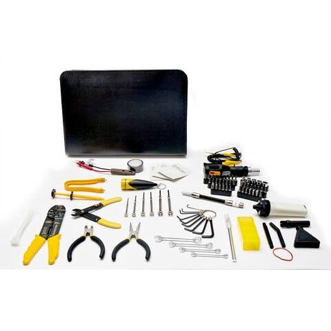 100 Pieces Computer Repair Tool Kit, Zipped Case