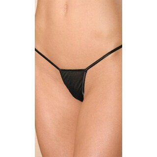100% Silk Y Back G-string