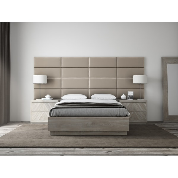 Shop Vant Upholstered Headboards Accent Wall Panels