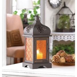 Square Moroccan Style Lantern
