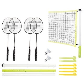 Franklin 50502 Advanced Badminton Full Set