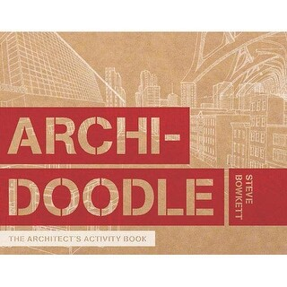 Chronicle Books - Archidoodle