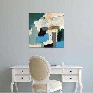 Easy Art Prints Karina Bania's 'Santa Lucia' Premium Canvas Art