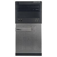 Dell OptiPlex 390 Computer Tower Intel Core I5 2400 3.1G 4GB DDR3 1TB Windows 10 Pro 1 Year Warranty (Refurbished) - Black
