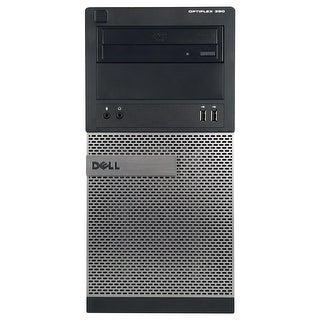 Dell OptiPlex 390 Computer Tower Intel Core i5 2400 3.1G 16GB DDR3 240G SSD+2TB Windows 10 Pro 1 Year Warranty (Refurbished)