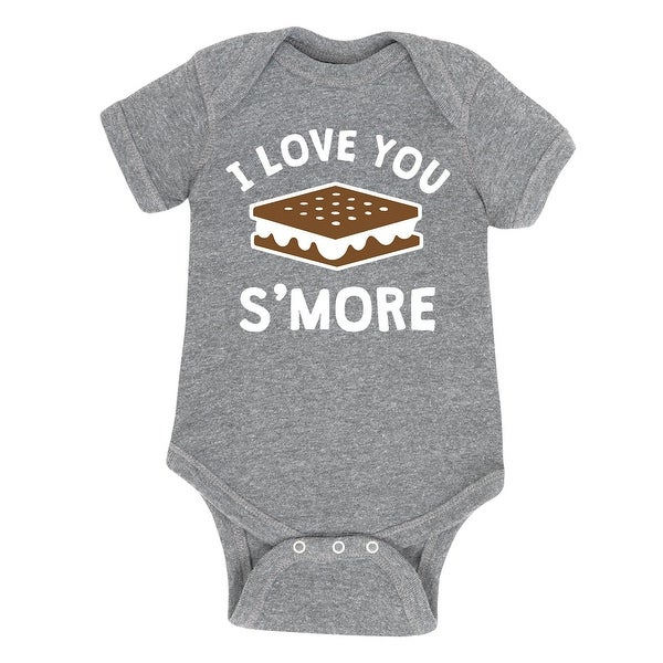 Love You S'more - Infant One Piece
