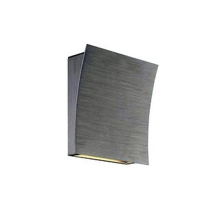 Modern Forms WS-27610 Slide 1 Light LED ADA Compliant Wall Sconce - 10 Inches Tall