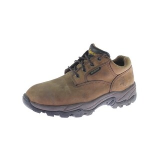 Chippewa Mens Work Shoes Leather Waterproof