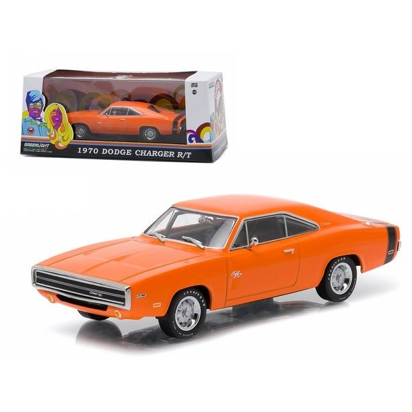 Shop 1970 Dodge Charger R T Hemi Orange Greenlight Exclusive 1 43