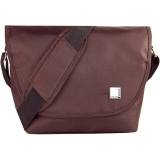 Urban Factory BCR09UF Urban Factory B-Colors BCR09UF Carrying Case for Camera - Chocolate, Beige - Nylon - Shoulder Strap