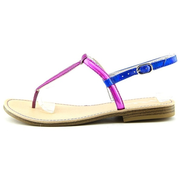 Nina Womens PIPPA Open Toe Casual Ankle Strap Sandals