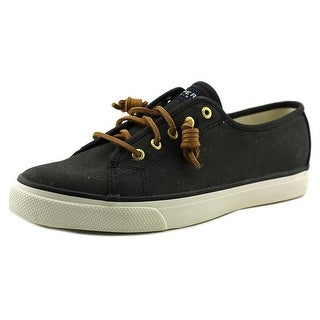 Sperry Top Sider Seacoast Moc Toe Canvas Boat Shoe