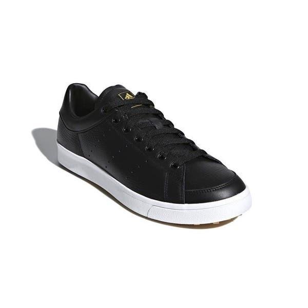Lectura cuidadosa Empotrar Opinión  Adidas Men's Adicross Classic Core Black/Core Black/Matte Gold Golf Shoes  F33749-F33778 - Overstock - 26283563 - 8.5M