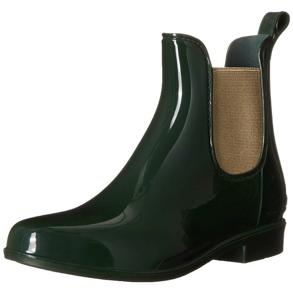 LAUREN by Ralph Lauren Womens TALLY Round Toe Ankle Rainboots