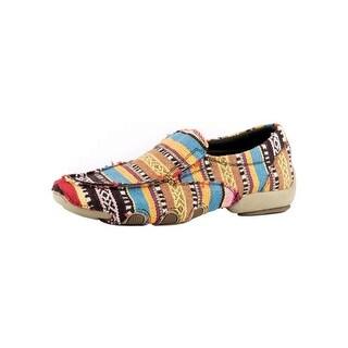 Roper Western Shoe Womens Southwest Stripes Multi 09-021-1776-0131 MU