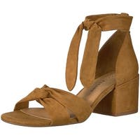 Lucky Brand Women's Xaylah Heeled Sandal - 6.5