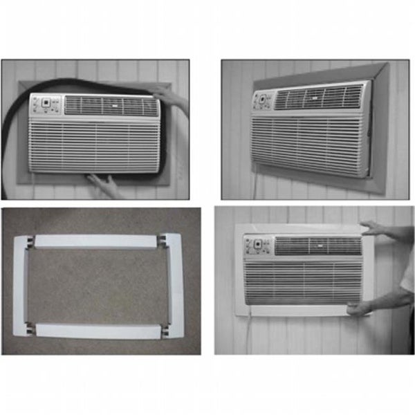 shop frigidaire ac trim kit for 26 in for built in air conditioner