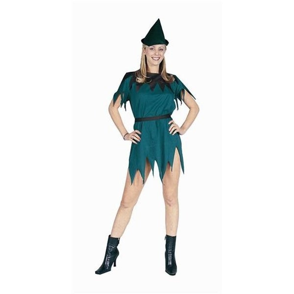 830ae4d317a Shop RG Costumes 81026 Lady Robin Hood Costume - Size Adult Standard - Free  Shipping On Orders Over  45 - Overstock - 22949056