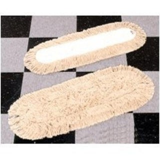 "Crystal Lake 62412 Dust Mop Refill, 3-1/2"" x 24"""