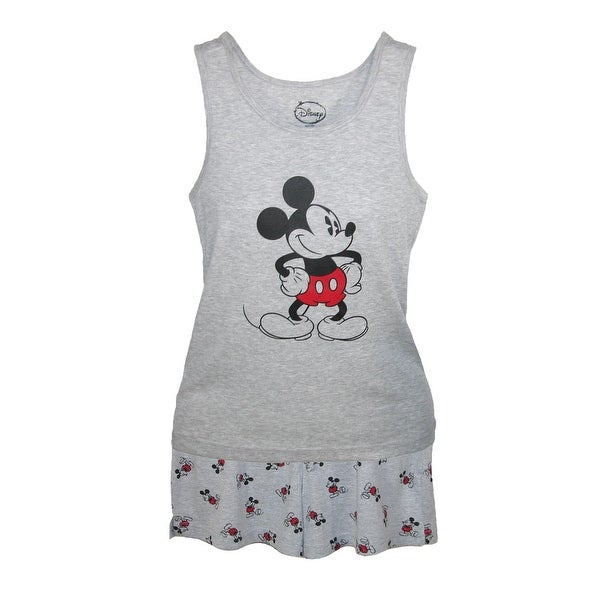 Disney Mickey Mouse Tank and Shorts Pajama Set