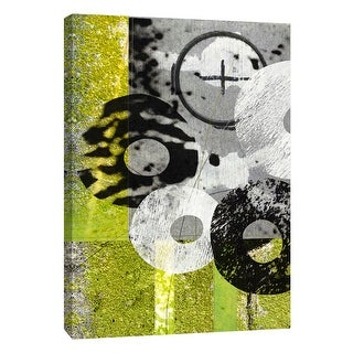 "PTM Images 9-105451  PTM Canvas Collection 10"" x 8"" - ""Nerau 1"" Giclee Abstract Art Print on Canvas"